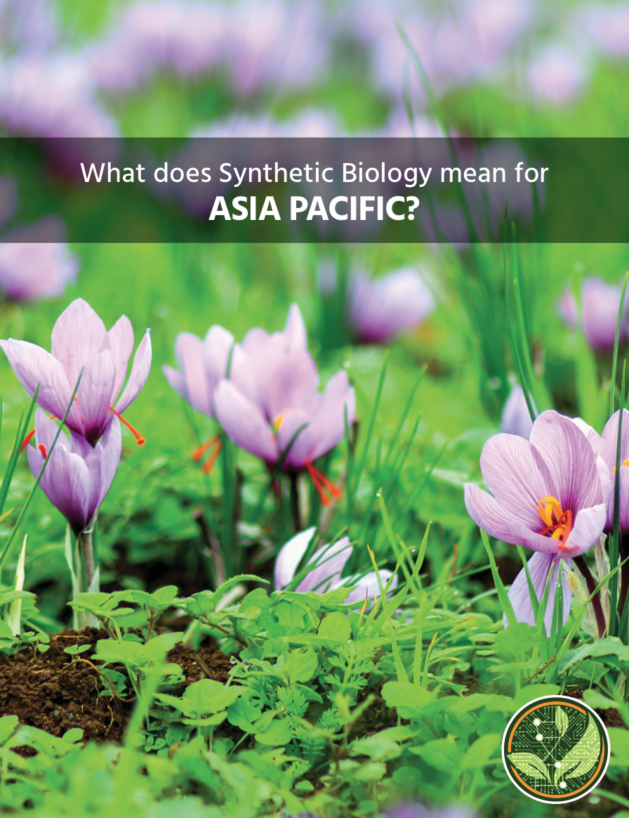 What Does Syn Bio mean for Asia-Pacific?